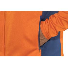 Columbia Jackson Creek II Kurtka Mężczyźni pomarańczowy